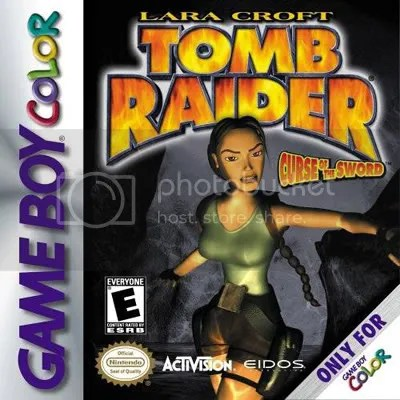 Lara Had a GBC Sequel Top 10 GameBoy Color games for 3DS Virtual Console eShop Top 10 GameBoy Color games for 3DS Virtual Console eShop TombRaiderCurseofSwordBox