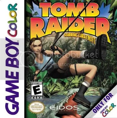 Lara's Original GBC Adventure