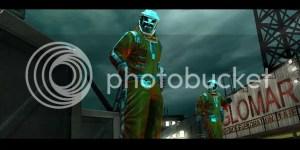 Every game needs dudes in hazmat suits