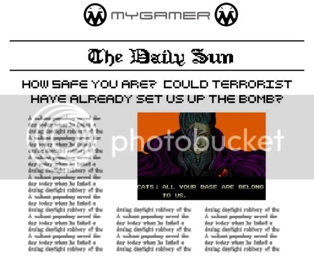 MyGamer Daily Sun - Zero Wing