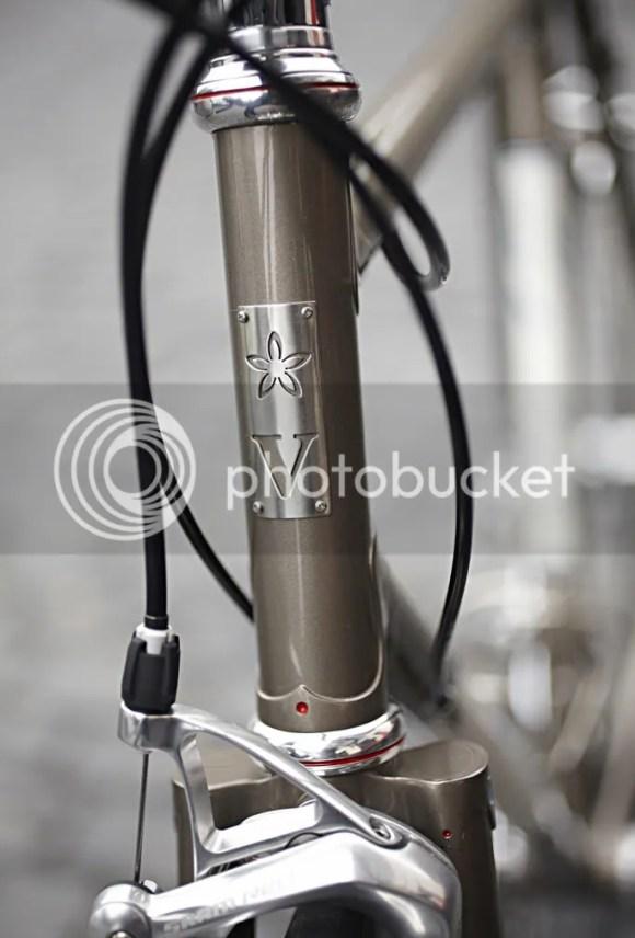 vanilla bicycles road bike