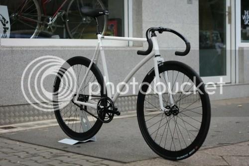 LDG MKII Track Bike