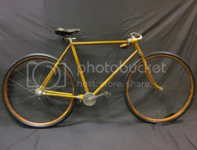 stearns chainless bicycle