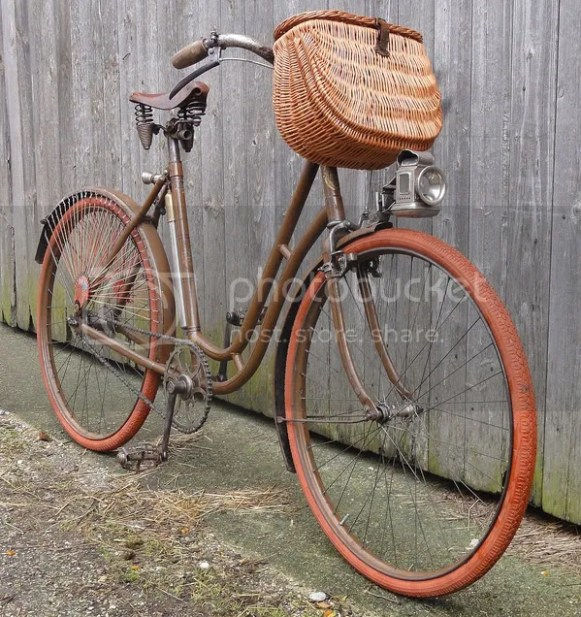 1910 hurtu bicycle