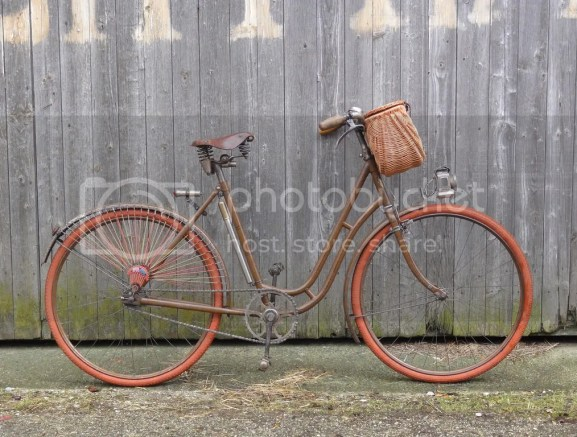 hurtu bicycle