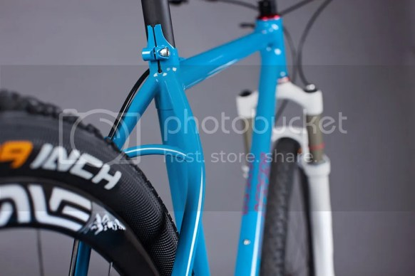 Pereira Cycles JBR Singlespeed 29er
