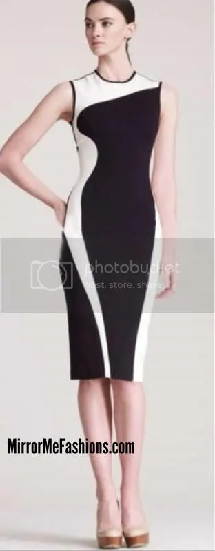 bodycon dress making pattern
