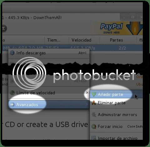 cómo descargar un fichero a la mayor velocidad posible