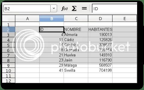 cómo pegar nuevos datos de un fichero de texto a openoffice.org