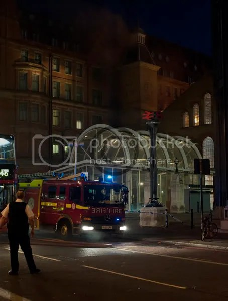 Liverpool Street Fire