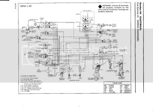 1990 safari L wiring diagram  Vintage Ski Doo's  DOOTalk Forums