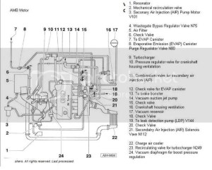 Vacuum lines and check valves explained