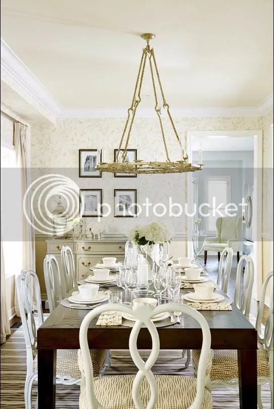 Marcus Design: sarah richardson dining room before & after