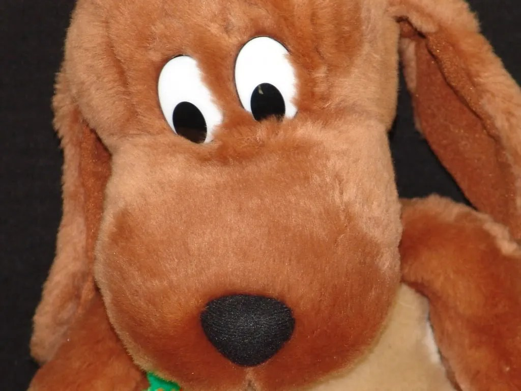 Dr Seuss Early Reading Go Dog Go Plush Brown Puppy Toy