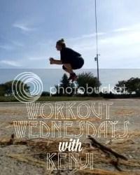 Kenji is Here: Workout Wednesdays