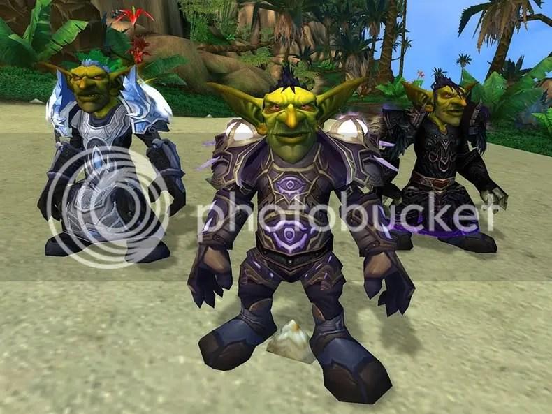 Los Goblins se alistan, con ellos una nueva zona, una paradisiaca isla en los mares de World of Warcraft.