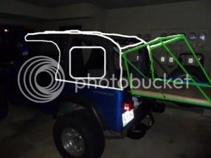 Homemade FoldOut Jeep Sleeper for Camping  JeepForum