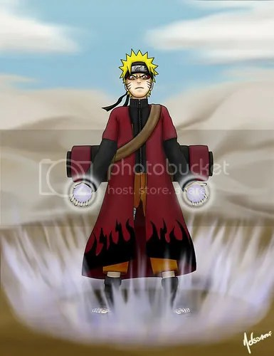 theme and I think Naruto has surpassed Jiraiya. His sage mode is better
