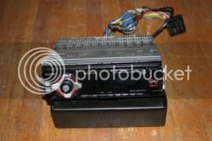 VWVortex  FS: Sony Xplod cd player head unit with