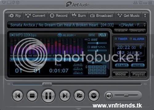 JetAudio 8.0.5.320, software download vnfriends.tk