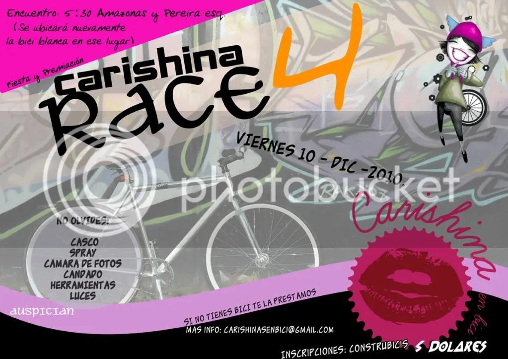 poster carishina