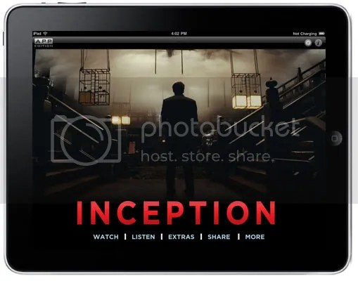 Inception the App