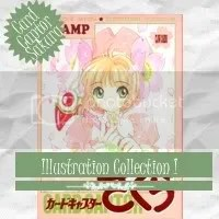 Card Captor Sakura Illustration Collection I