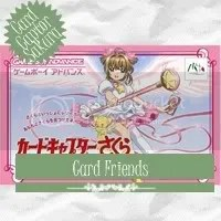 Card Captor Sakura - Card Friends