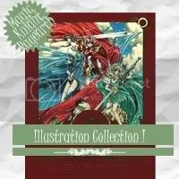Magic Knight Rayearth Illustration Collection I