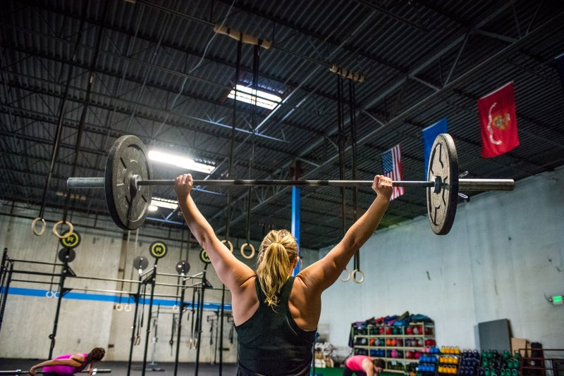 Gymnastics for weighlifters in Colorado