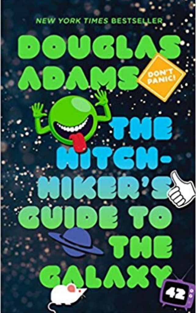 دليل المسافر إلى الممجرة The Ultimate Hitchhiker's Guide to the Galaxy