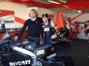 Ducati Gigi e Cal
