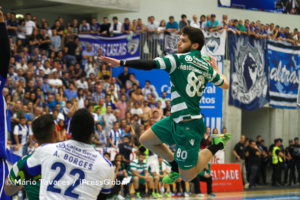 Fábio Magalhães ainda fez o Sporting sonhar com o título