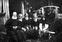 A família Lykov