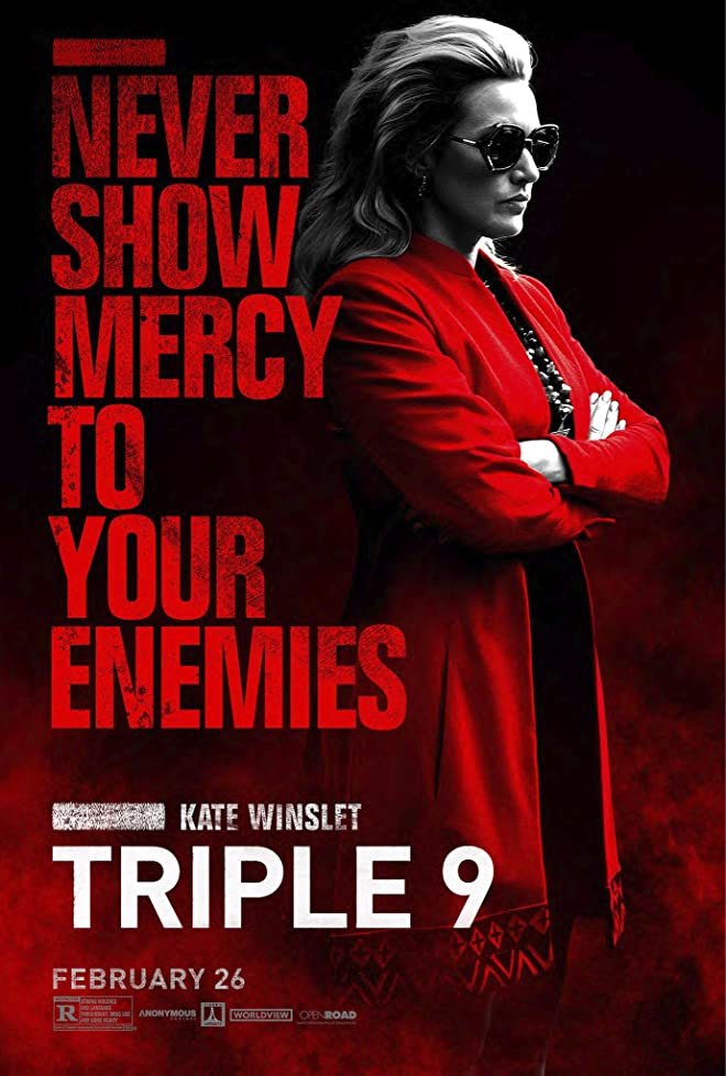 New Triple 9 Trailer Featuring Anthony Mackie, Norman Reedus & Kate Winslet 5