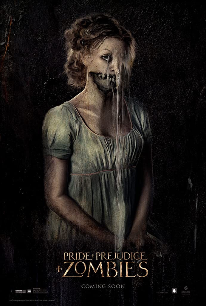 Pride and Prejudice and Zombies - International Trailer #2 1