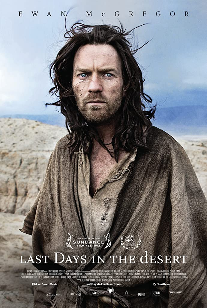 Last Days in the Desert Trailer Featuring Ewan McGregor 1