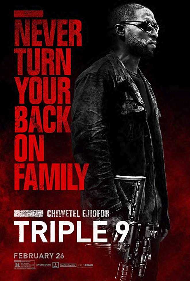 New Triple 9 Trailer Featuring Anthony Mackie, Norman Reedus & Kate Winslet 3