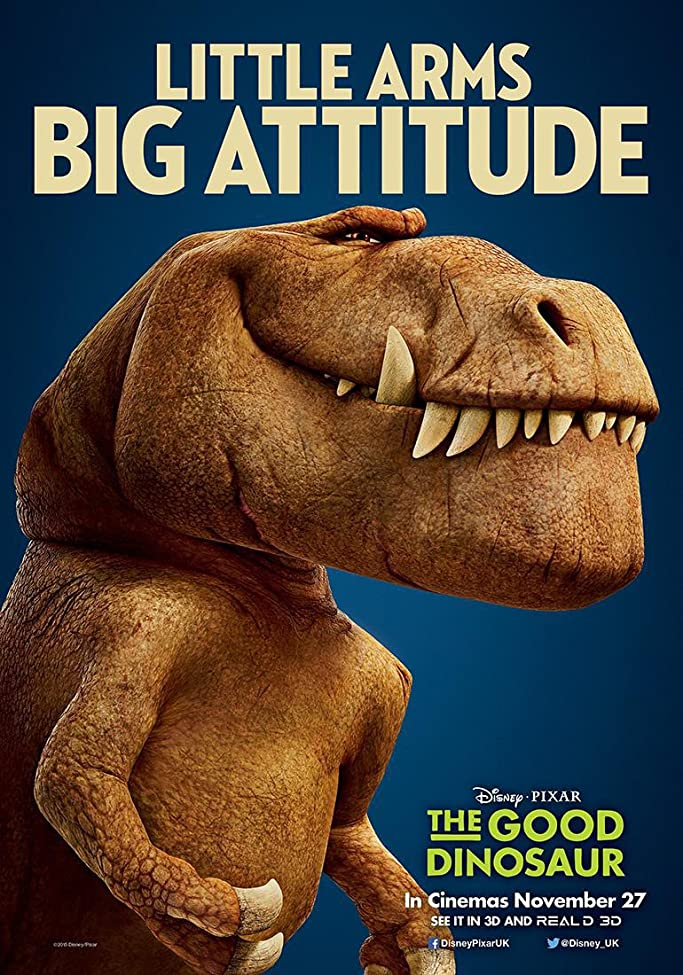 Walt Disney Pictures' The Good Dinosaur - Trailer #2 4