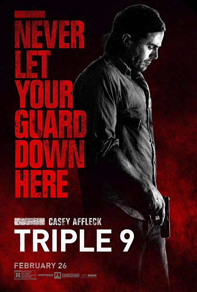 New Triple 9 Trailer Featuring Anthony Mackie, Norman Reedus & Kate Winslet 4