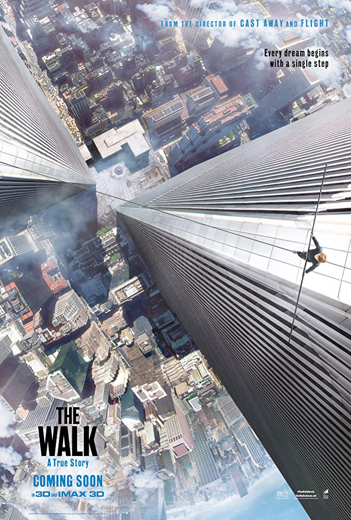 Sony Pictures' The Walk - IMAX Trailer 1