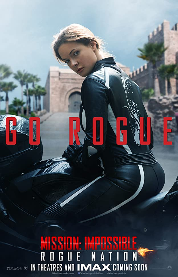 Mission: Impossible Rogue Nation - Trailer #3 5