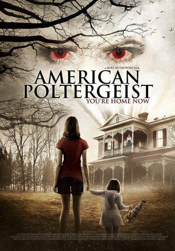 American Poltergeist (2015) Dual Audio 720p UNCUT BluRay [Hindi + English] ESubs