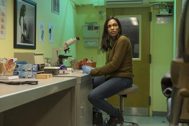 Rosario Dawson in Luke Cage (2016)