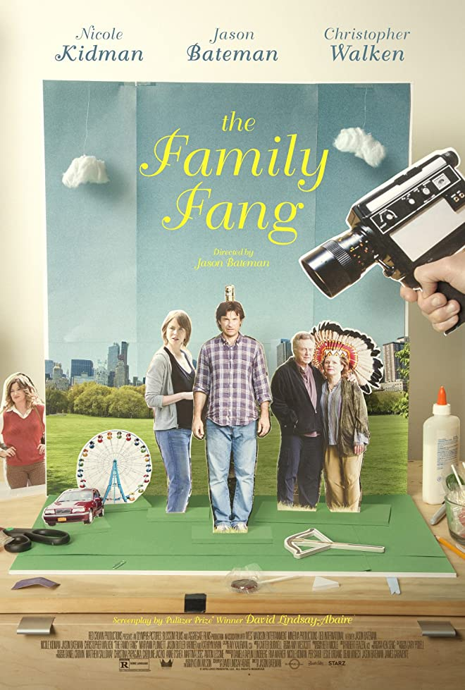 The Family Fang Trailer Featuring Jason Bateman & Nicole Kidman