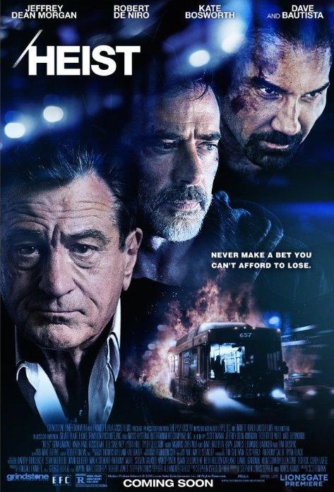 Lionsgate's Heist - Trailer 1