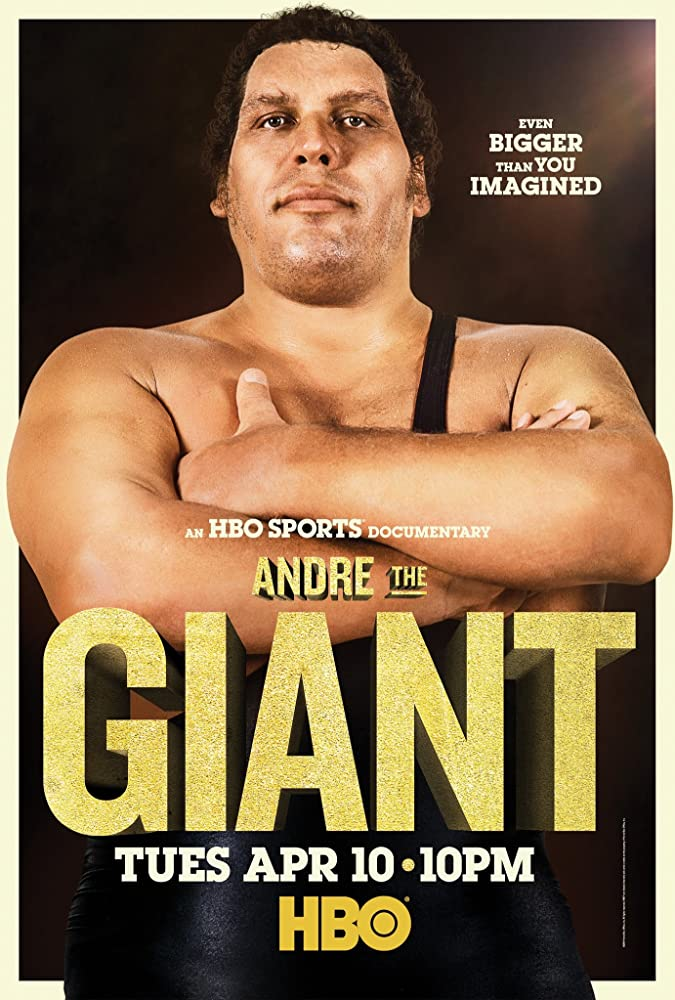 André the Giant in Andre the Giant (2018)
