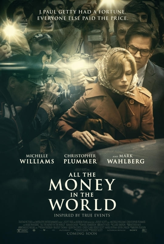Timothy Hutton, Andrea Piedimonte Bodini, Nicola Di Chio, Nicolas Vaporidis, Guglielmo Favilla, Cherise Silvestri, and Giuseppe Bonifati in All the Money in the World (2017)