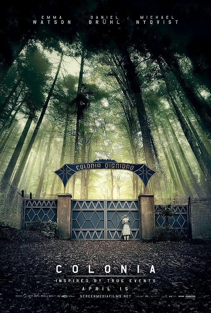 New Colonia Trailer Featuring Emma Watson & Daniel Brühl 2