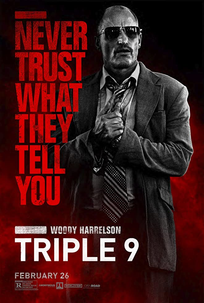 New Triple 9 Trailer Featuring Anthony Mackie, Norman Reedus & Kate Winslet 8